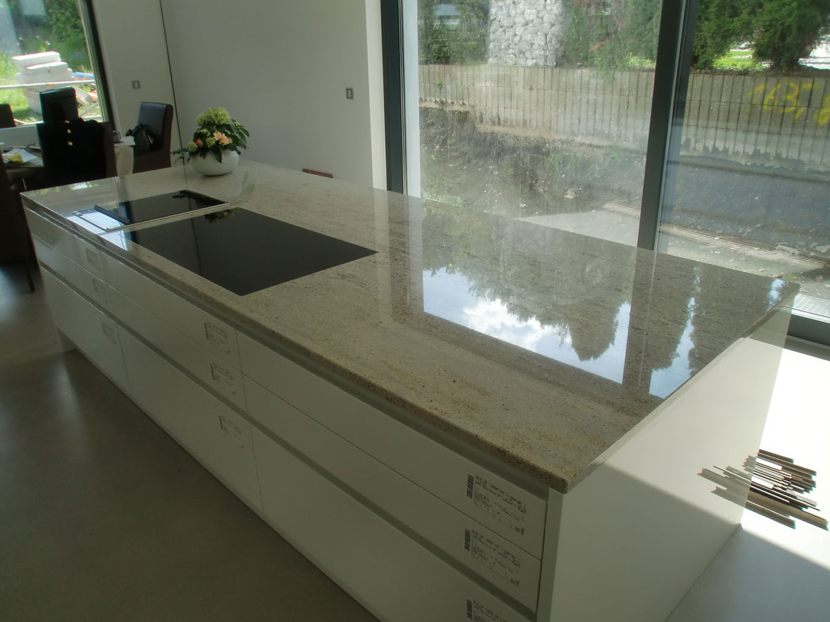 k che arbeitsplatte gregor granit. Black Bedroom Furniture Sets. Home Design Ideas