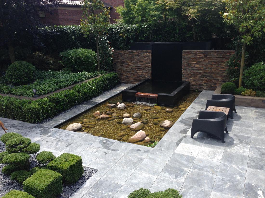 terrassen mit naturstein g granit aus essen. Black Bedroom Furniture Sets. Home Design Ideas